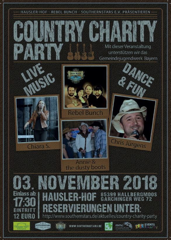 Country Charity 2018