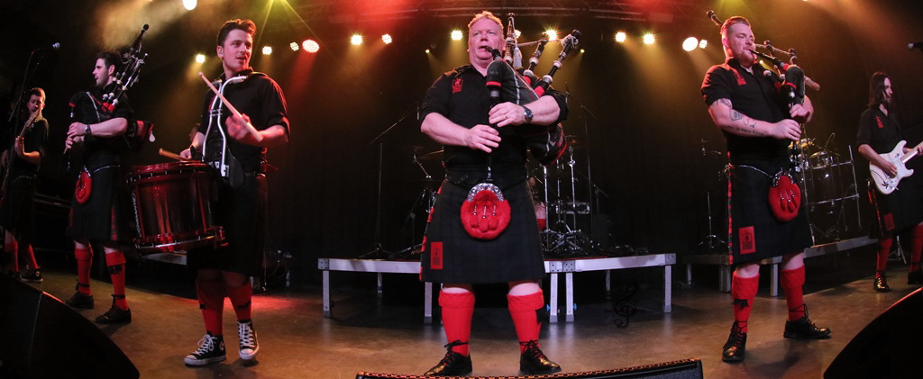 red hot chilli pipers Banner