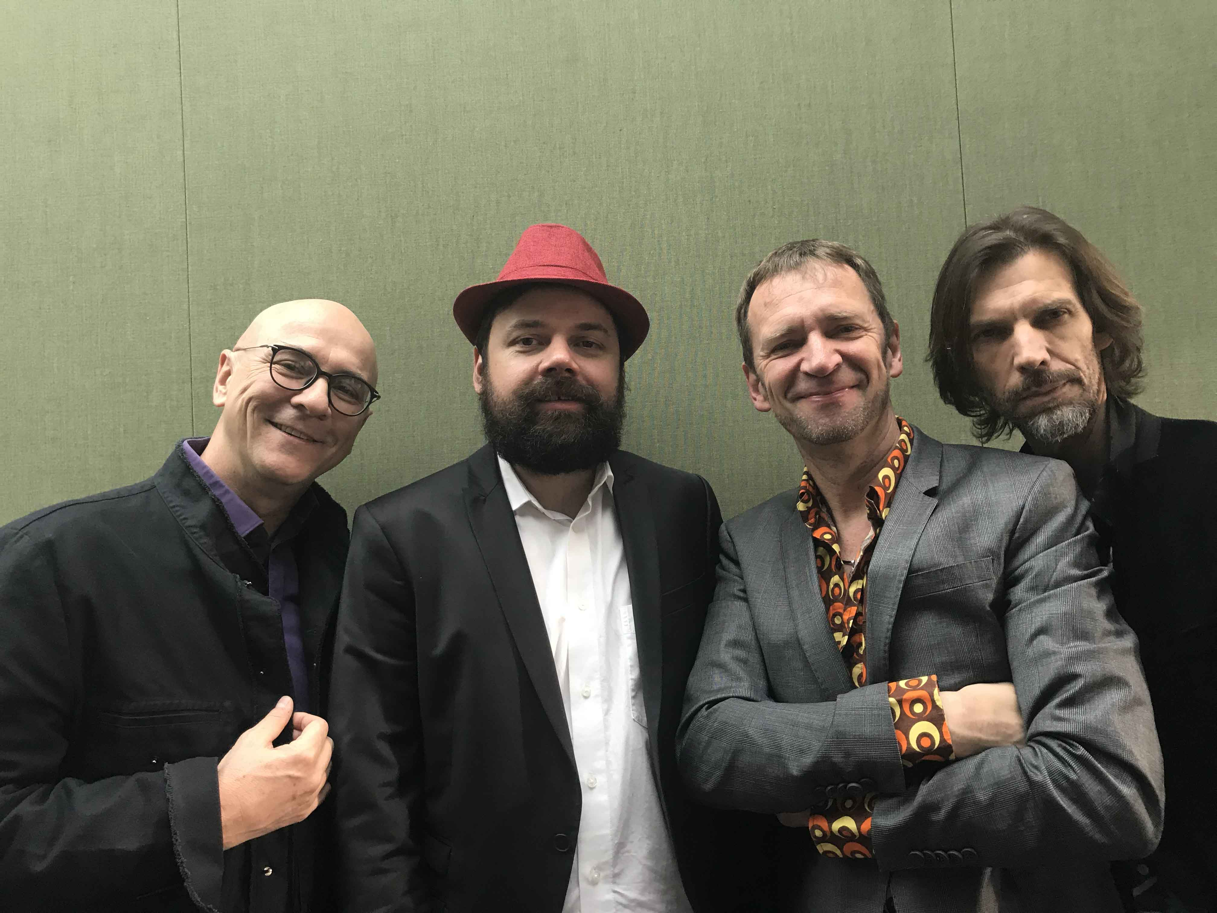 Ecco DiLorenzo Jazz Quartett