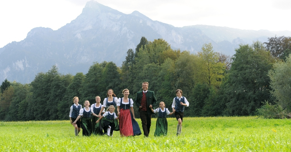 The Sound of Music Banner